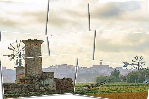 Foto Challange – die mallorquinische Windmühle