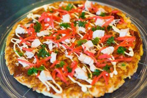 Okonomiyaki – herzhafte japanische Pfannkuchen