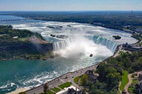 Niagara Fälle, Kanada - die spektakulärsten Highlights