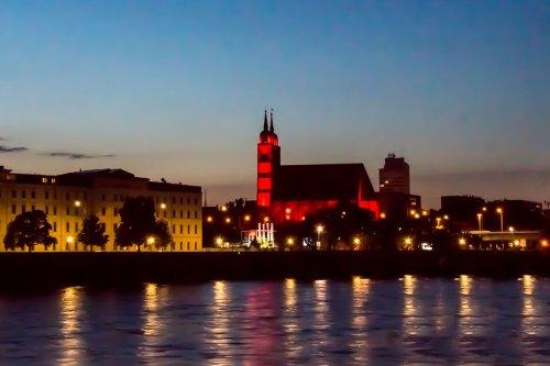 #nightoflight2020 in Magdeburg