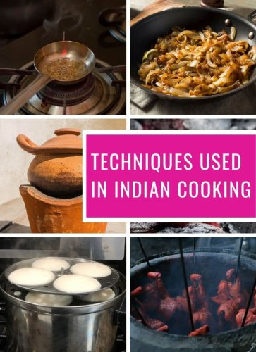 A Guide to Indian Cooking Techniques