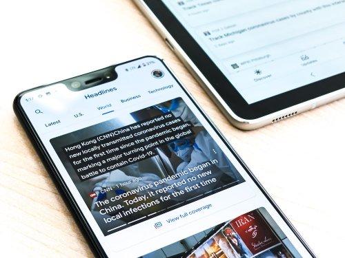App e news: come creare una rassegna personale per informarsi