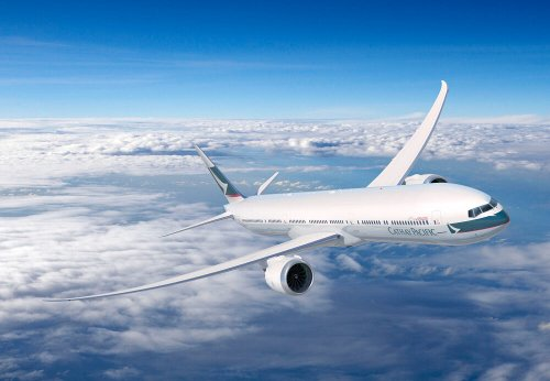 Cathay Pacific May Cut Its Boeing 777X Order