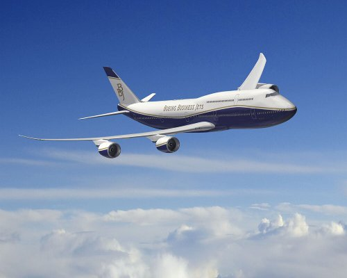 The Logistics Of A Boeing 747 Private Jet