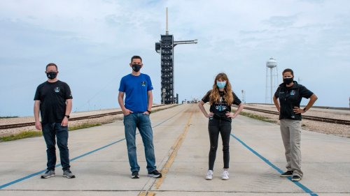 60 years since 1st American in space, now tourists are lining up