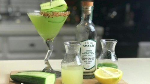 Margarita Day Recipe: Cupreata Mezcalita