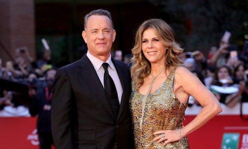 Tom Hanks ile eşi Rita Wilson, corona virüs pozitif olduklarını açıkladılar