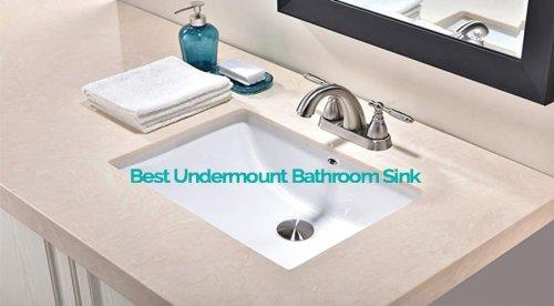 Top 10 Best Undermount Bathroom Sink Reviews in 2021