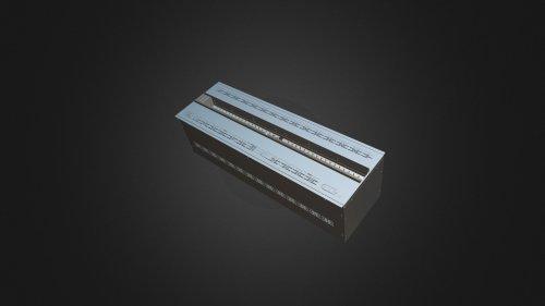 AWPR 40-100 Chimenea Vapor de Agua 100 cm AFIRE - 3D model by AFIRE (@afire) [c76b1f3]