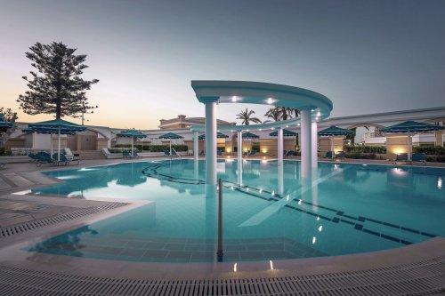 Greek Resort Opens Doors to Dutch Quarantine Tourists