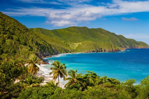 Why the Allure of the U.S. Virgin Islands Deep Into the Pandemic?