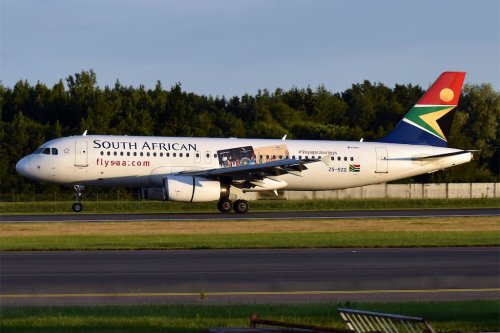 South African Airways Flights Could Resume This Summer