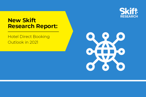 Understanding the Hotel Direct Booking Landscape in 2021: New Skift Research