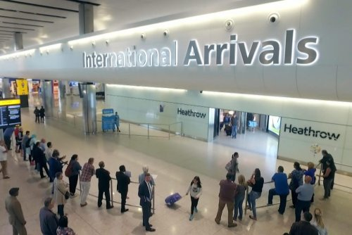 England Will Allow Fully Vaccinated Tourists From U.S. and European Union to Enter Without Quarantine