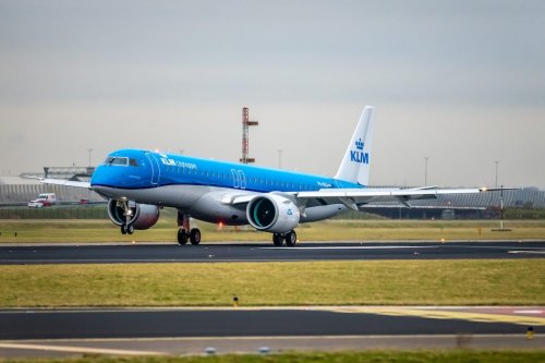 Sustainable Fuels, New Planes Part of KLM's 'Cluster' of Climate Initiatives