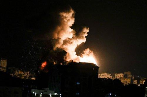 Da Israele raid aerei e attacchi via terra mirati su Gaza