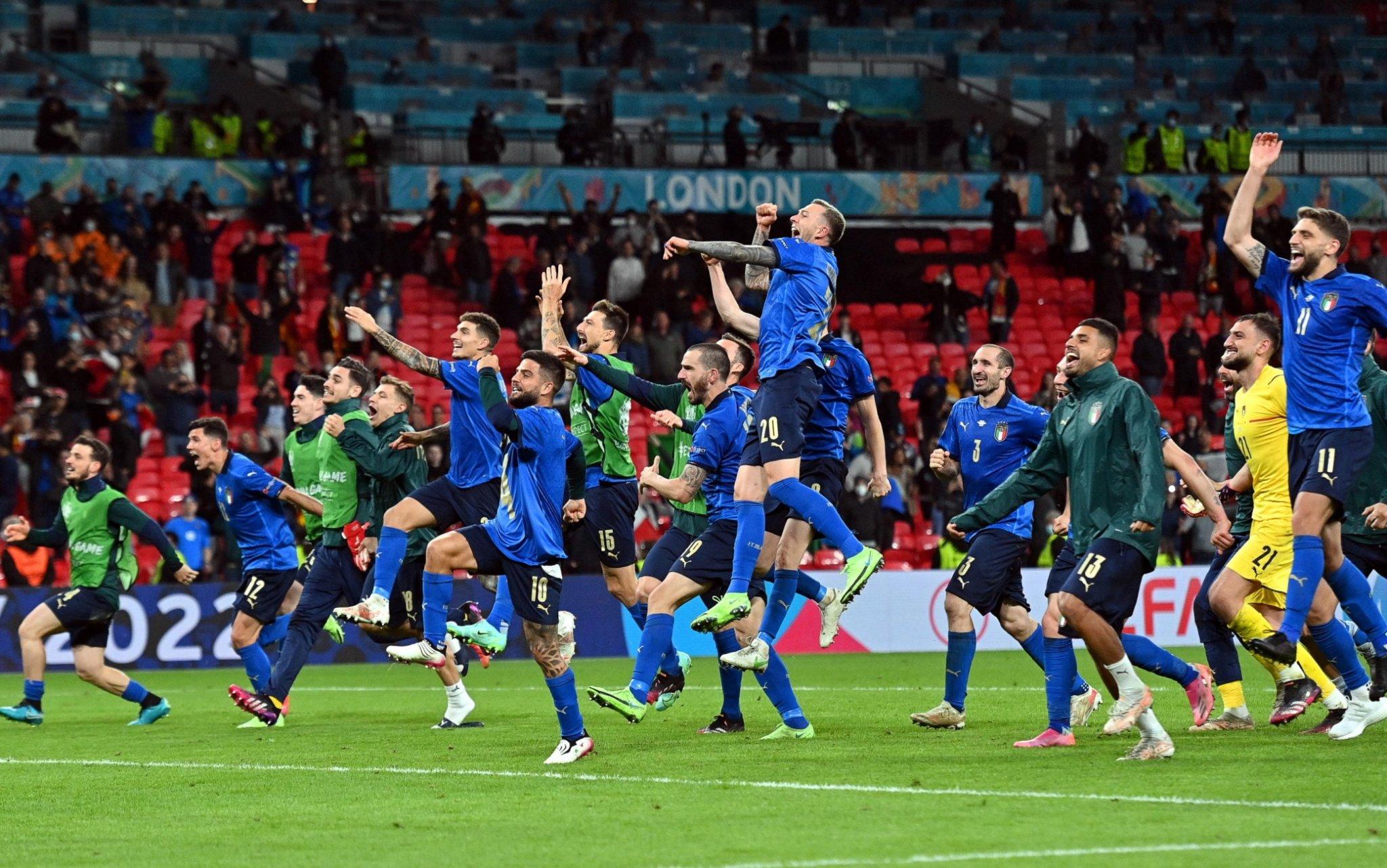 Europei 2021, Italia-Inghilterra: la finale - cover