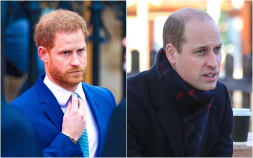 Uk, Funerali Filippo: William e Harry distanti durante la processione