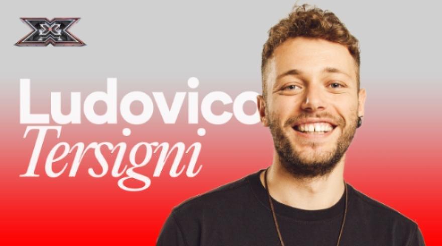 La prima intervista di Ludovico Tersigni a X Factor 2021 | Video Sky - XFactor