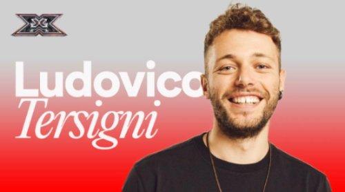 La prima intervista di Ludovico Tersigni a X Factor 2021   Video Sky - XFactor