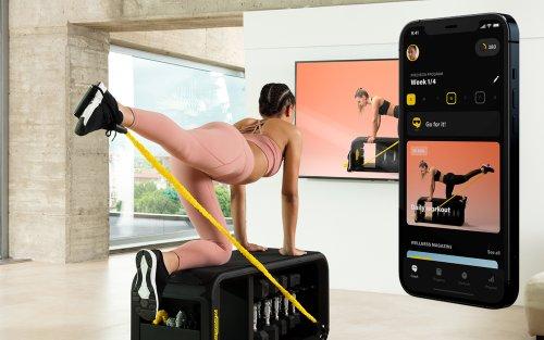 Technogym, arriva l'app per allenarsi a casa, in viaggio, all'aperto