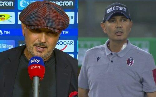 Mihajlovic torna a Verona, la sua commozione