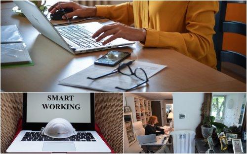 Smart working, per il 59% dei lavoratori orari più lunghi: la ricerca