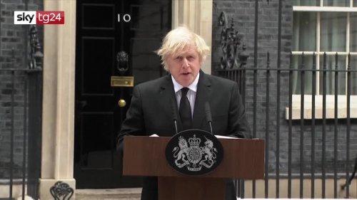 Morte principe Filippo, il discorso di Boris Johnson. VIDEO | Video Sky - Sky TG24