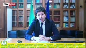 Roberto Speranza, tutti i video sul Ministro della Salute