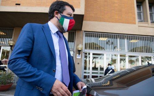 """Salvini: """"Serve riforma della giustizia per un Paese davvero libero"""""""