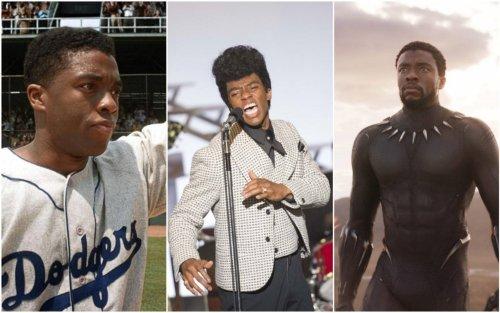 Oscar postumo per Chadwick Boseman. La sua carriera. FOTO