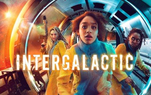 Intergalactic, il cast della nuova serie tv Sky Original. FOTO