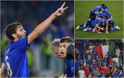 Euro 2020, Italia-Svizzera 3-0: Azzurri agli ottavi. HIGHLIGHTS
