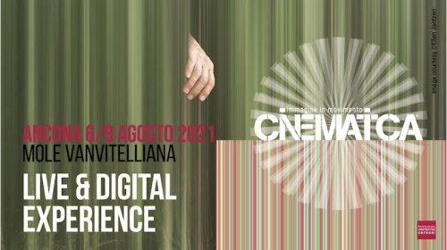 Cinematica Festival e l'image-mouvement del filosofo Gilles Deleuze