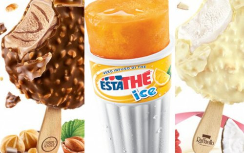 Ferrero entra nel mercato dei gelati Rocher, Raffaello e Estathé. FOTO