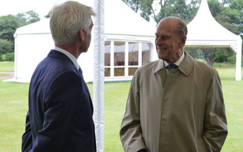 Addio al principe Filippo, l'omaggio di Sky Uno
