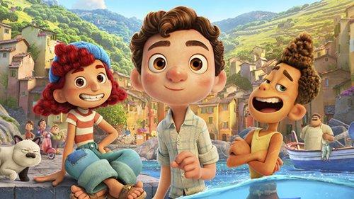 Luca, ecco il nuovo trailer del film Disney Pixar