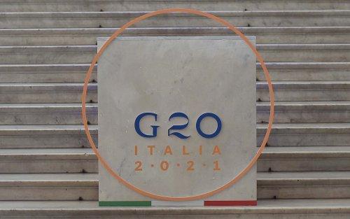 Roma, al via il G20 Cultura al Colosseo con Draghi e Franceschini