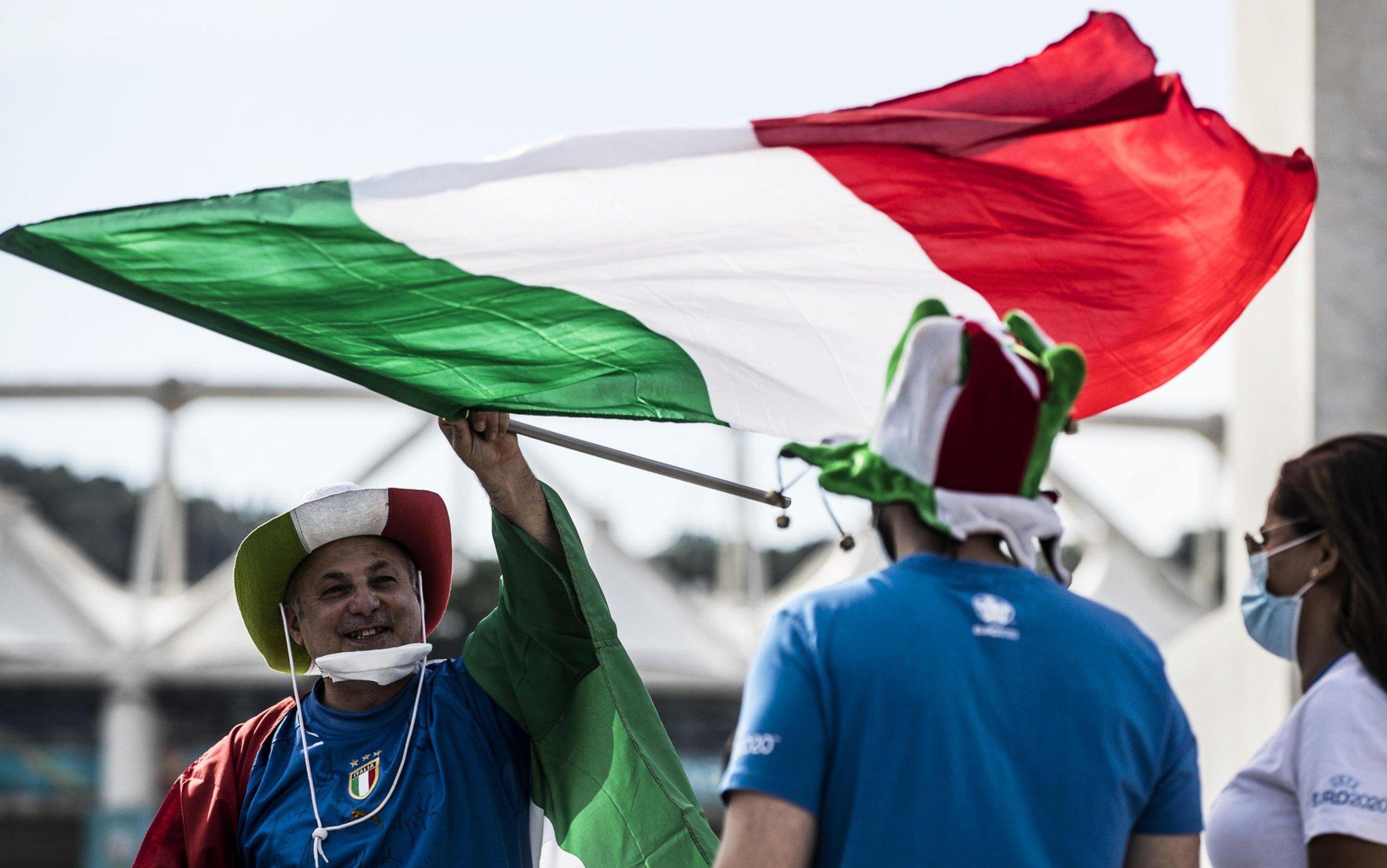 Europei 2021, stasera Italia-Svizzera - cover