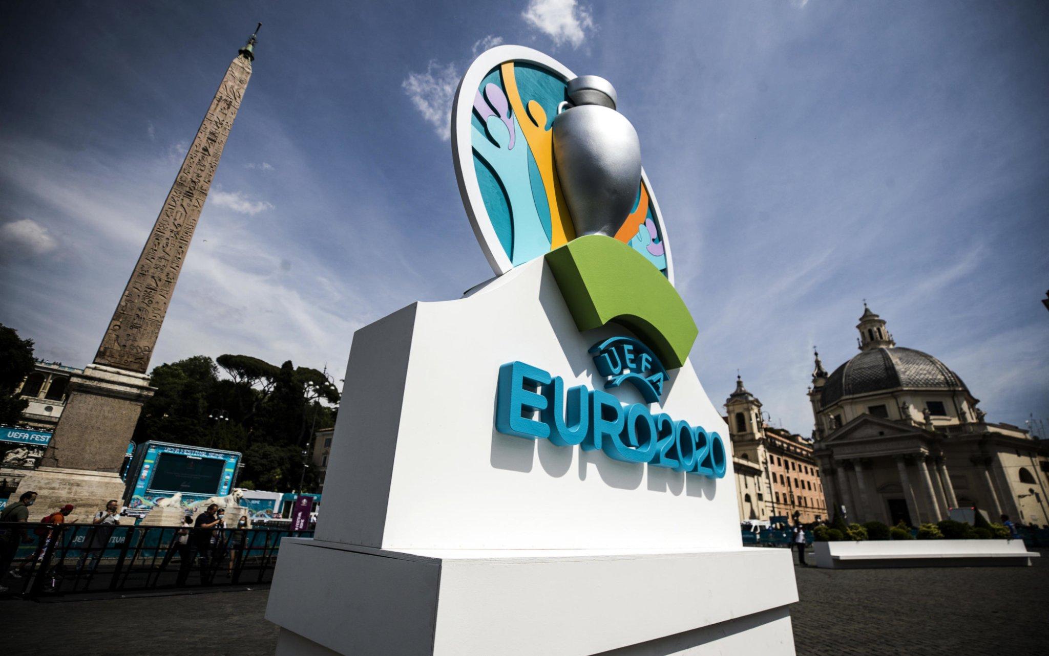 Euro 2020, il tabellone degli ottavi di finale