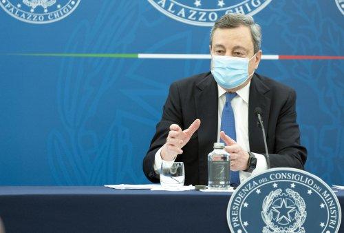 Sostegni bis, Draghi: 'Ora balzo economia, ma per crescita serve Pnrr'