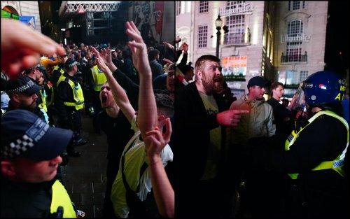 Finale Euro 2020, inchiesta Uefa sui comportamenti dei tifosi inglesi