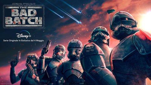 Star Wars-The Bad Batch, il trailer della serie animata