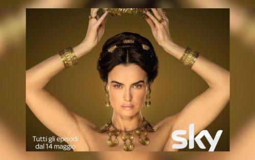 Domina, il trailer della serie tv con Kasia Smutniak