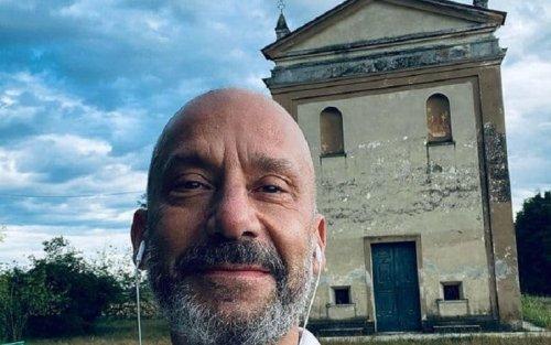 Vialli visita il santuario della Speranza: 'È tempo di gratitudine'