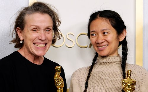 Oscar 2021, il discorso di Frances McDormand: 'Tornate al cinema'