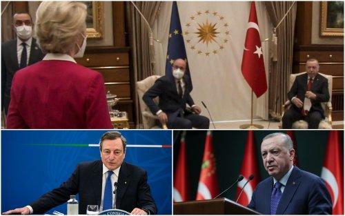 """Draghi: """"Erdogan dittatore"""". Turchia convoca l'ambasciatore italiano"""
