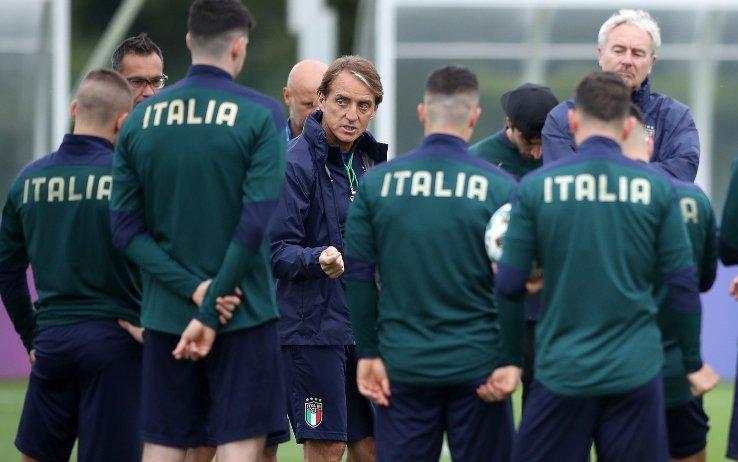 Le probabili formazioni di Italia-Inghilterra