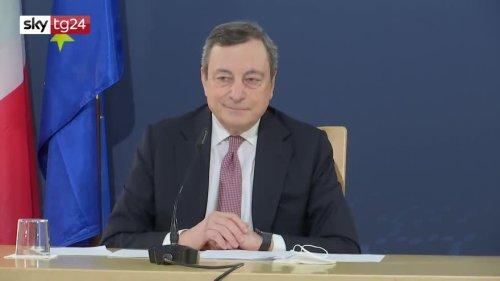 I primi 100 giorni del governo Draghi. VIDEO