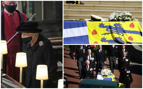 Principe Filippo, i funerali a Windsor in forma privata